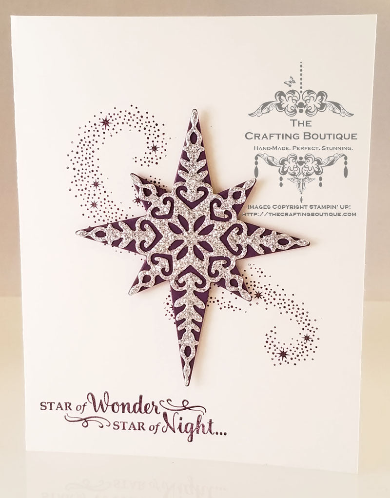 Star of Wonder Card