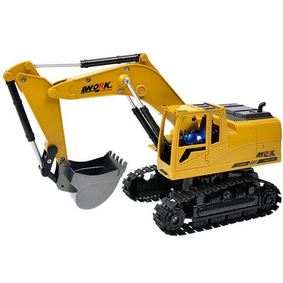 Toy Model Construction Vehicle -  Gadgets - BuyShopDeals