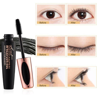 4D Silk Fiber Eyelash Mascara -  Beauty & Fashion - BuyShopDeals