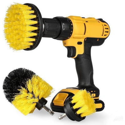 Power Scrubber Brush Set -  Home Improvement - BuyShopDeals