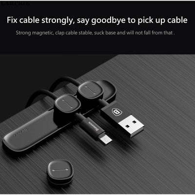 Magnetic Cable Management -  Home Improvement - BuyShopDeals