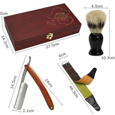 Japanese Style Luxury Shaving Kit