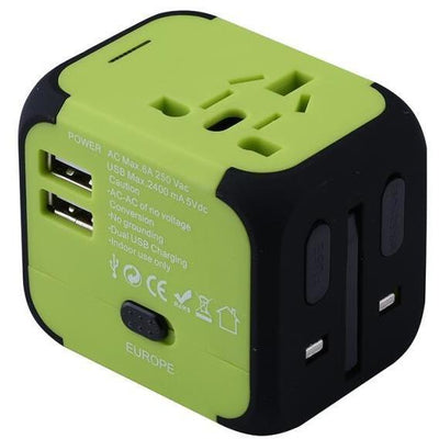 Travel Adapter With Universal Plug -  Gadgets - BuyShopDeals