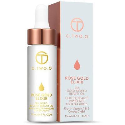 24K Gold Anti-Aging Oil -  Beauty & Fashion - BuyShopDeals