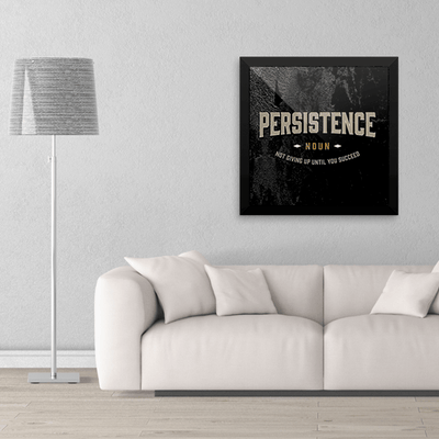 Persistence -  Decor - BuyShopDeals