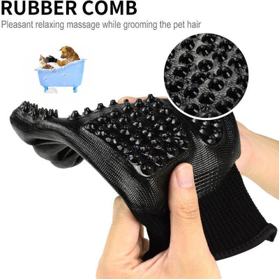 Pet Grooming Gloves -   - BuyShopDeals