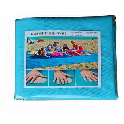 Sand Proof Beach Blanket -  Outdoors - BuyShopDeals