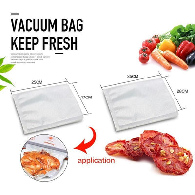 Food Vacuum Sealer Bags -  Kitchen - BuyShopDeals