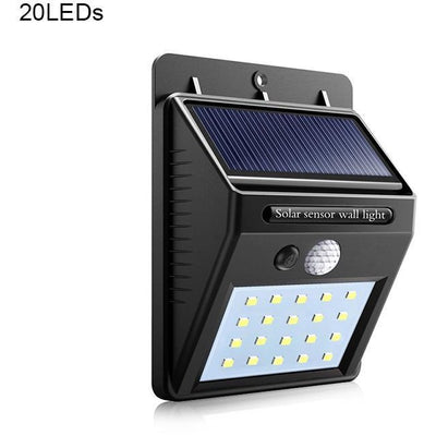 Solar Powered LED Light -  Home Improvement - BuyShopDeals