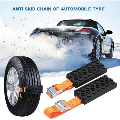 Skid-Safe Tire Blocks -  Gadgets - BuyShopDeals