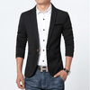 Premium Slim Cotton Blazer Jacket -  Apparel - BuyShopDeals
