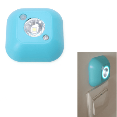 Mini LED Motion Activated Night Light -  Gadget - BuyShopDeals
