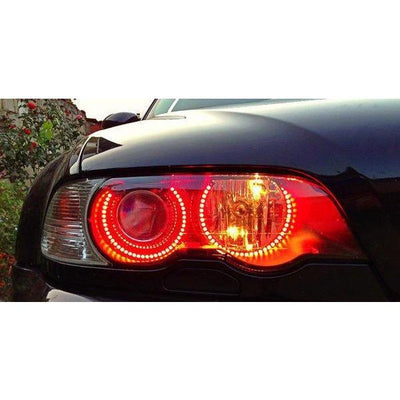 Auto Head and Tail Light Tinting Film - Bachelor Hut