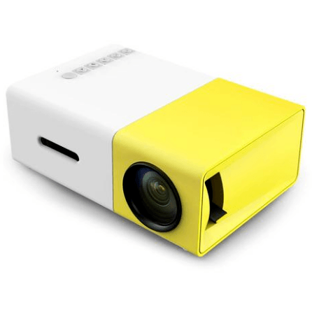 Mesuvida LED Portable Projector - Bachelor Hut