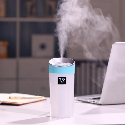 Ultrasonic Oil Diffuser Aromatherapy Humidifier -  Gadgets - BuyShopDeals