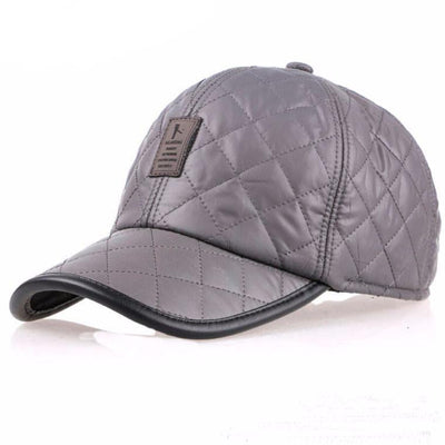 Premium Leather Wateproof Snapback Hat -  Apparel - BuyShopDeals
