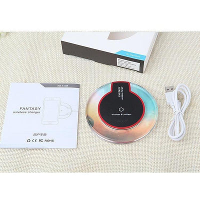 Wireless Quick Charging Pad -  Gadgets - BuyShopDeals