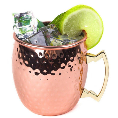 Copper Plated Moscow Mule Mug -  Drinking - BuyShopDeals