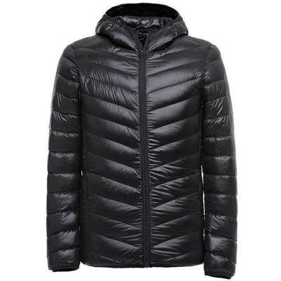Men Ultralight Waterproof Winter Jacket -  Apparel - BuyShopDeals