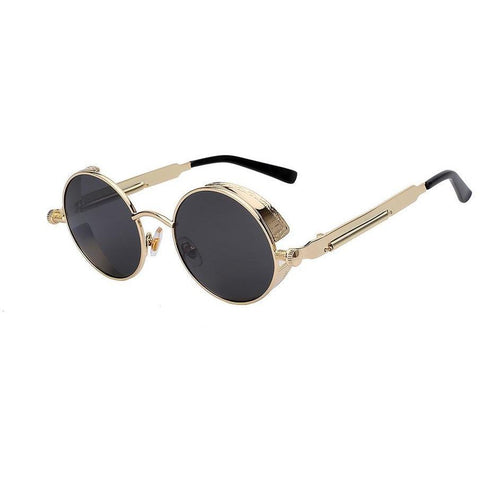 Total Steampunk Mens Sunglasses - Bachelor Hut