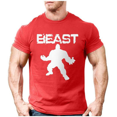 Beast Fitness Premium T-Shirt -  Apparel - BuyShopDeals