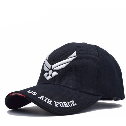 US Air Force Mens Baseball Cap - Bachelor Hut