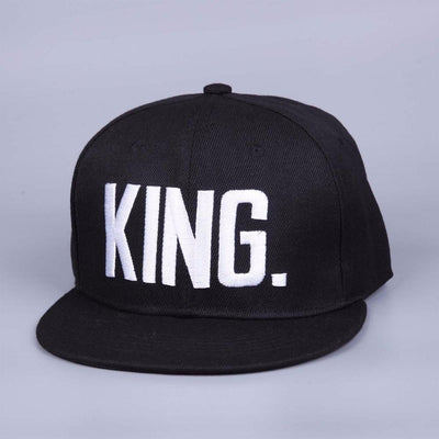 King/Queen Premium Hats -  Apparel - BuyShopDeals
