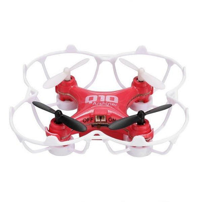 Starter/Child Mini Drone 2.4GHz 6-Axis Gyro LED RC Quadcopter - Bachelor Hut