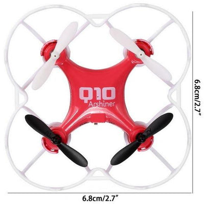 Starter/Child Mini Drone 2.4GHz 6-Axis Gyro LED RC Quadcopter -  Electronics - BuyShopDeals
