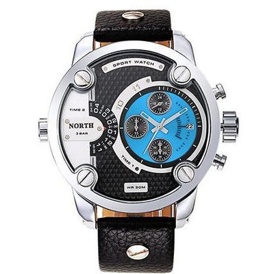 North Luxury Stainless Steel Watch -  Watches - BuyShopDeals