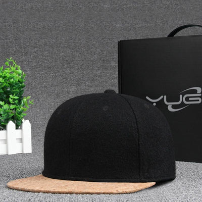 Handmade Premium Cork Material Hat -  Accessories - BuyShopDeals