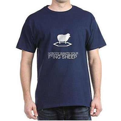 Settlers of Catan Lonely Sheep T-Shirt -  Apparel - BuyShopDeals
