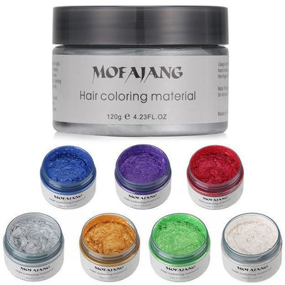 Color Hair Wax -  Beauty & Fashion - BuyShopDeals