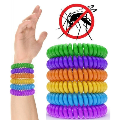 Bug Repel Band (10-PACK) -  Outdoors - BuyShopDeals