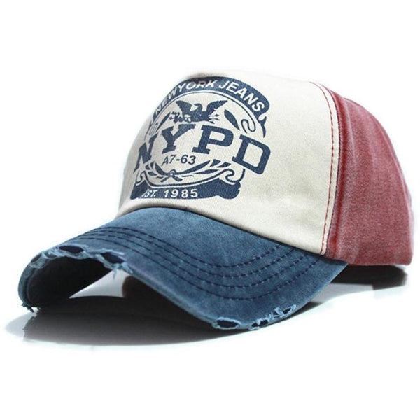NYPD Retro Premium Baseball Hat - Bachelor Hut