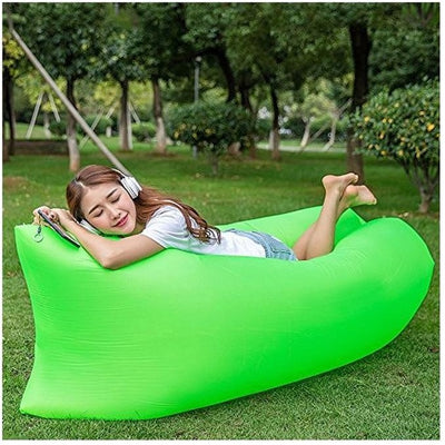 Inflatable Lounger -   - BuyShopDeals
