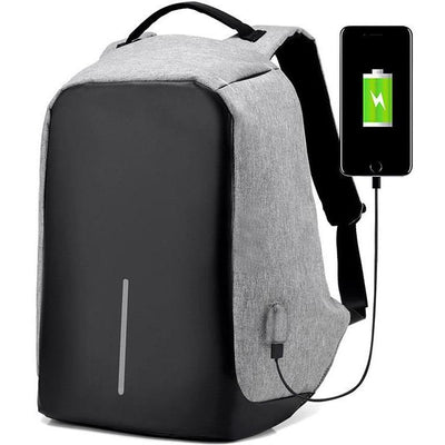 Anti-theft USB Charging Backpack -  Accessories - BuyShopDeals
