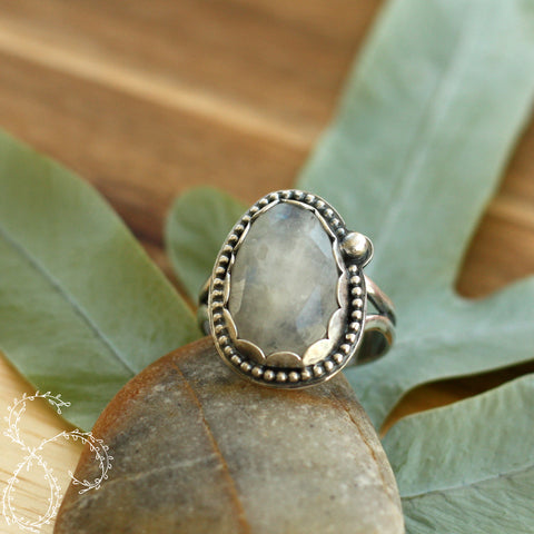 80 Smith Jewelry Moonstone Ring