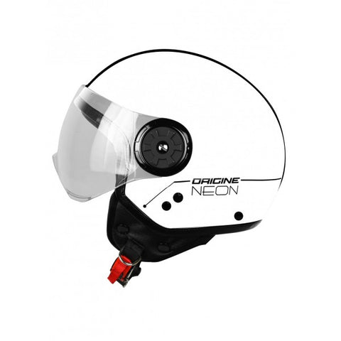 Casco ORIGINE Jet Neon Blanco
