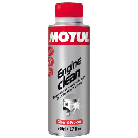 Tratamiento Motul ENGINE CLEAN MOTO