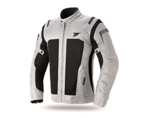 Chaqueta SEVENTY DEGREES SD-JT44  ICE / BLACK