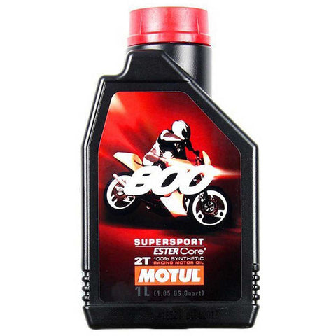 Aceite Motul 800 2T Supersport 1L