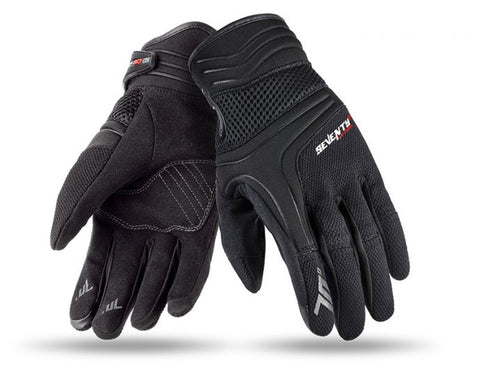 Guantes SEVENTY DEGREES SD-C18 SUMMER URBAN MAN BLACK / GREY