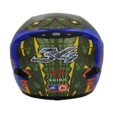 CASCO INTEGRAL SHIRO SH-829 AFRICAN KID