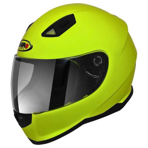 Casco SHIRO 881 AMARILLO FLUOR