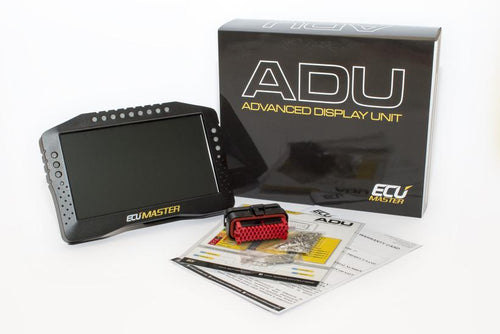 ECUMASTER ADU7 AUTOSPORT ADVANCED DISPLAY UNIT