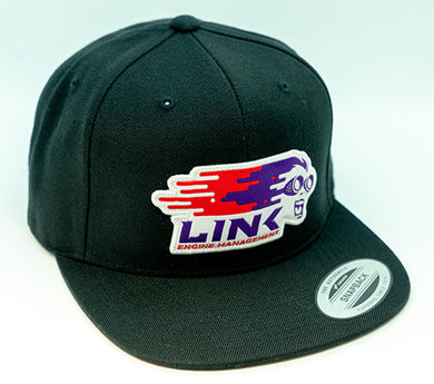LINK ECU FLAT BILL HAT