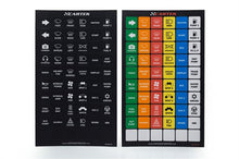 CARTEK 8 CHANNEL POWER DISTRIBUTION PANEL