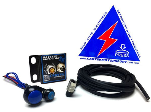 CARTEK BATTERY ISOLATOR XR (KIT)