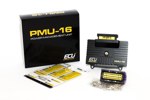 ECUMASTER PMU16 POWER MANAGEMENT UNIT